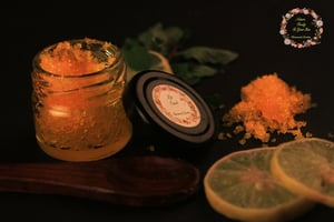 Lip Scrub 25 Grams Lemon