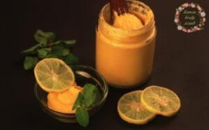 Lemon Buttered Body Scrub 200 grams