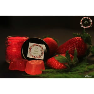 Lip Scrub 25 Grams Strawberry