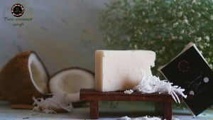 PURE COCONUT SOAP