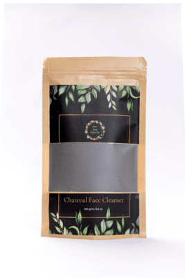 Charcoal Face Cleanser 100g