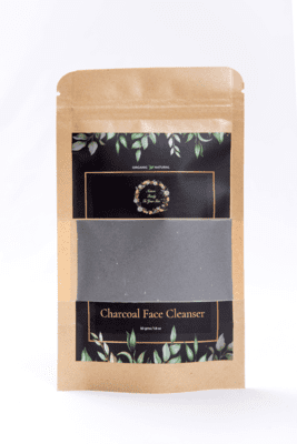 Charcoal Face Cleanser 50g