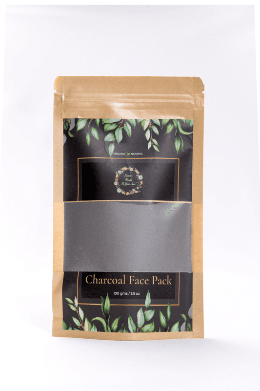 Charcoal Face Pack 100g