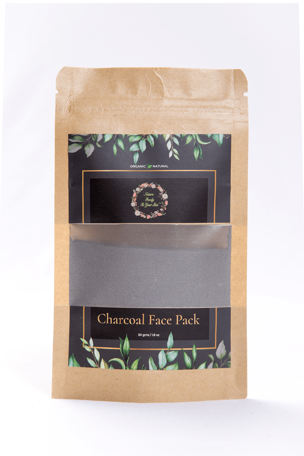 Charcoal Face Pack 50g