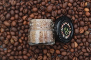 Lip Scrub 25 Grams Coffe