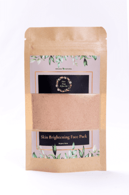 Skin Brightening Face Pack 50g