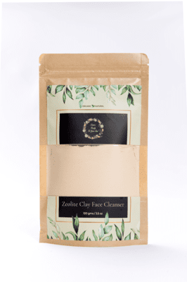 Zeolite Clay Face Wash Powder 100g