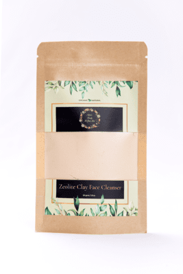 Zeolite Clay Face Wash Powder 50g